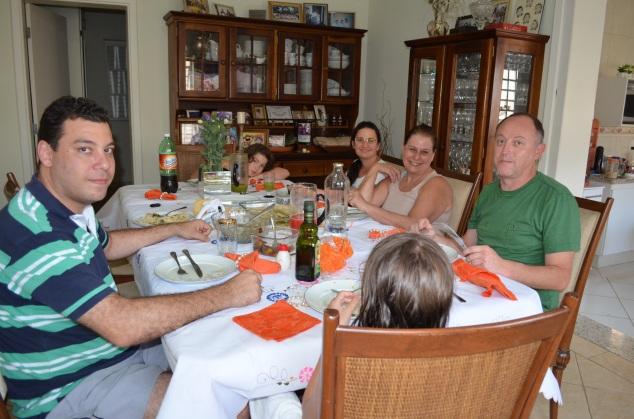 sábado o www.cafecharlotte.blogspot.com.br visitou a gente e fez um tortelette de zucca multo speciale!