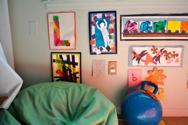 galeria de arte...