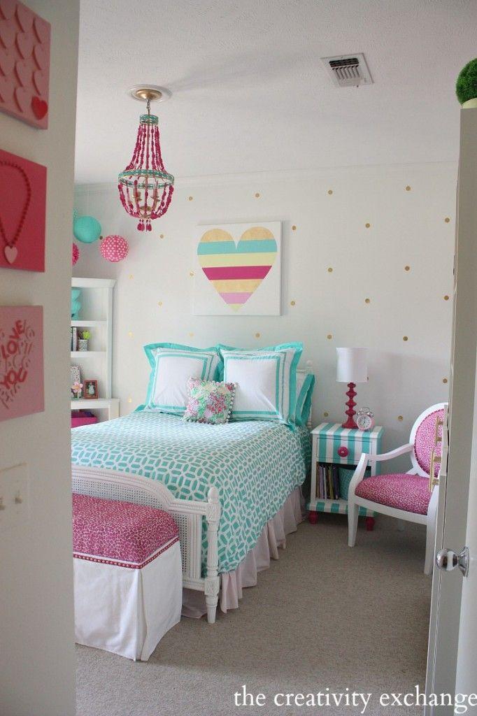 quarto de menina deolhonacasa com Página 2