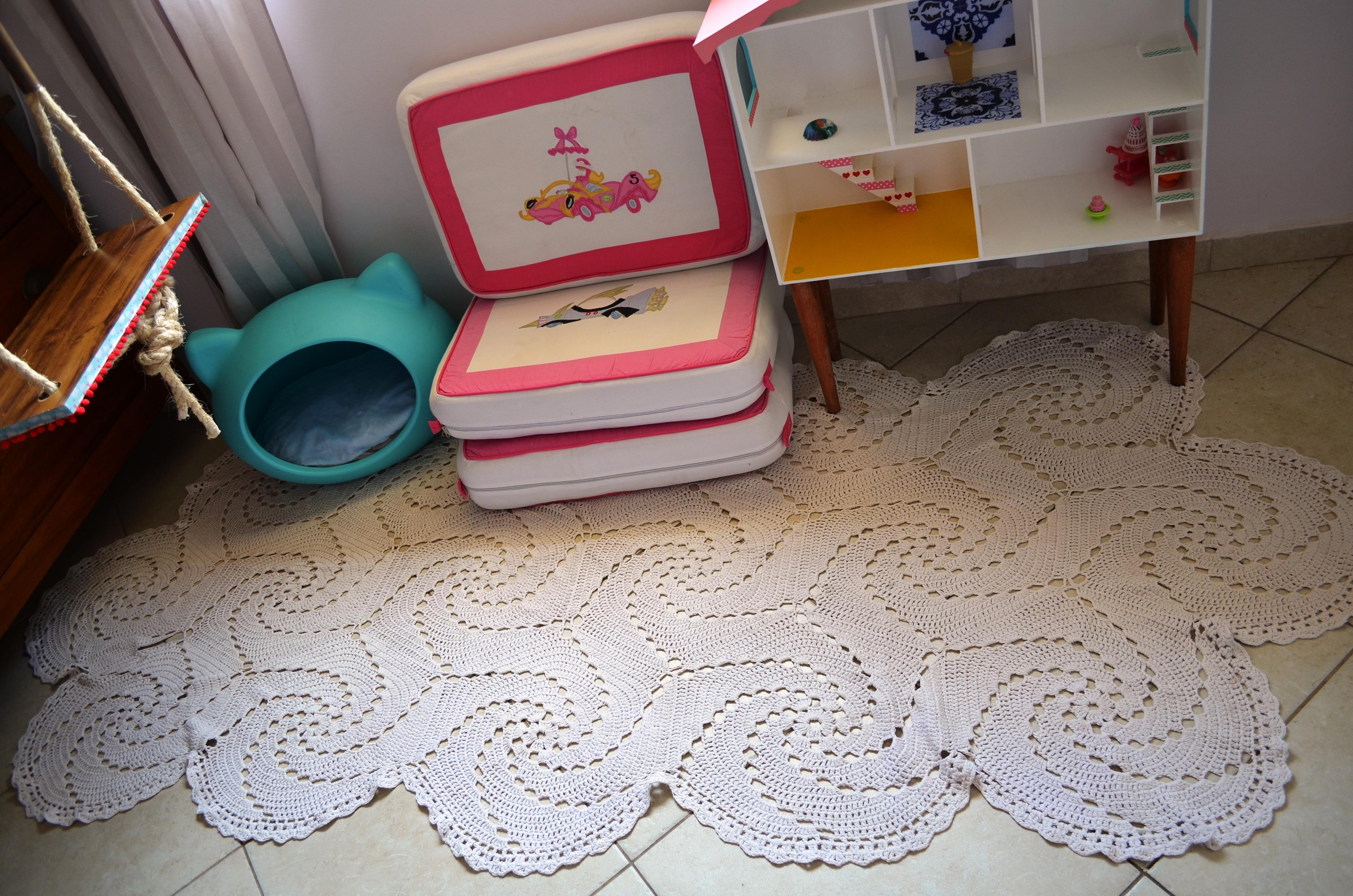 Desenhos Em Parede De Quarto E Tapetes De Croche Quarto Rcfdesign Com -> Tapetes Desenhos