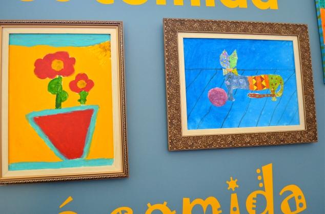Flores ( Cleópatra, 2012); Gato Azul (Penélope; 2012)