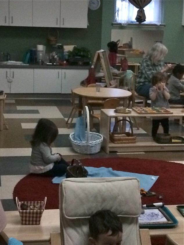 cestinhas e tapetinhos...