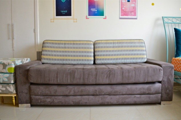 o sofá - vitória